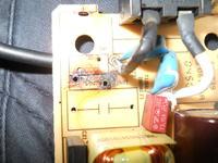 Zasilacz SONY SCPH-70100 - Zasilacz Sony od PS2 - prośba o identyfikację element
