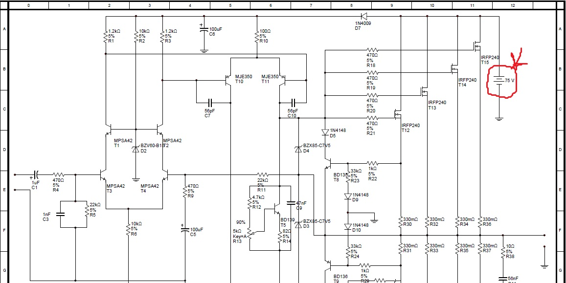 Projektowanie PCB - symbol zasilania w Eaglu 5.3