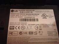 LG Flatron W2234S-BN - Czasem si� w��cza. Nie reaguje na klawiature.