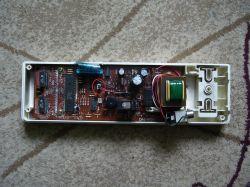 Schemat timera od mikrofalówki Daewoo
