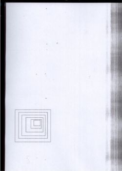 HP LaserJet CM1312NFI MFP - paski na wydruku