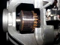 Zelmer/Jupiter/4000 - Iskrzenie silnika