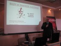 Szkolenie dla elektryków, 18 kwietnia, Warszawa