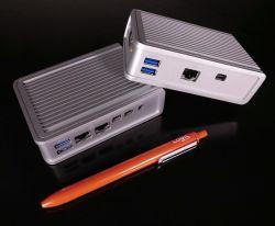 CL200 - niewielki, pasywnie chłodzony komputer z Celeron N3350 i Ubuntu 16.04