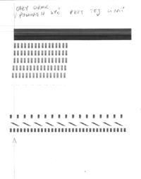 Przesuni�cie druku lexmark x9575