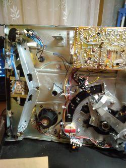 Gramofon Unitra Daniel G-1100fs - za niskie obroty 45 RPM