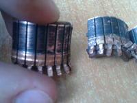Odkurzacz zelmer- dziwne uszkodzenie wirnika.
