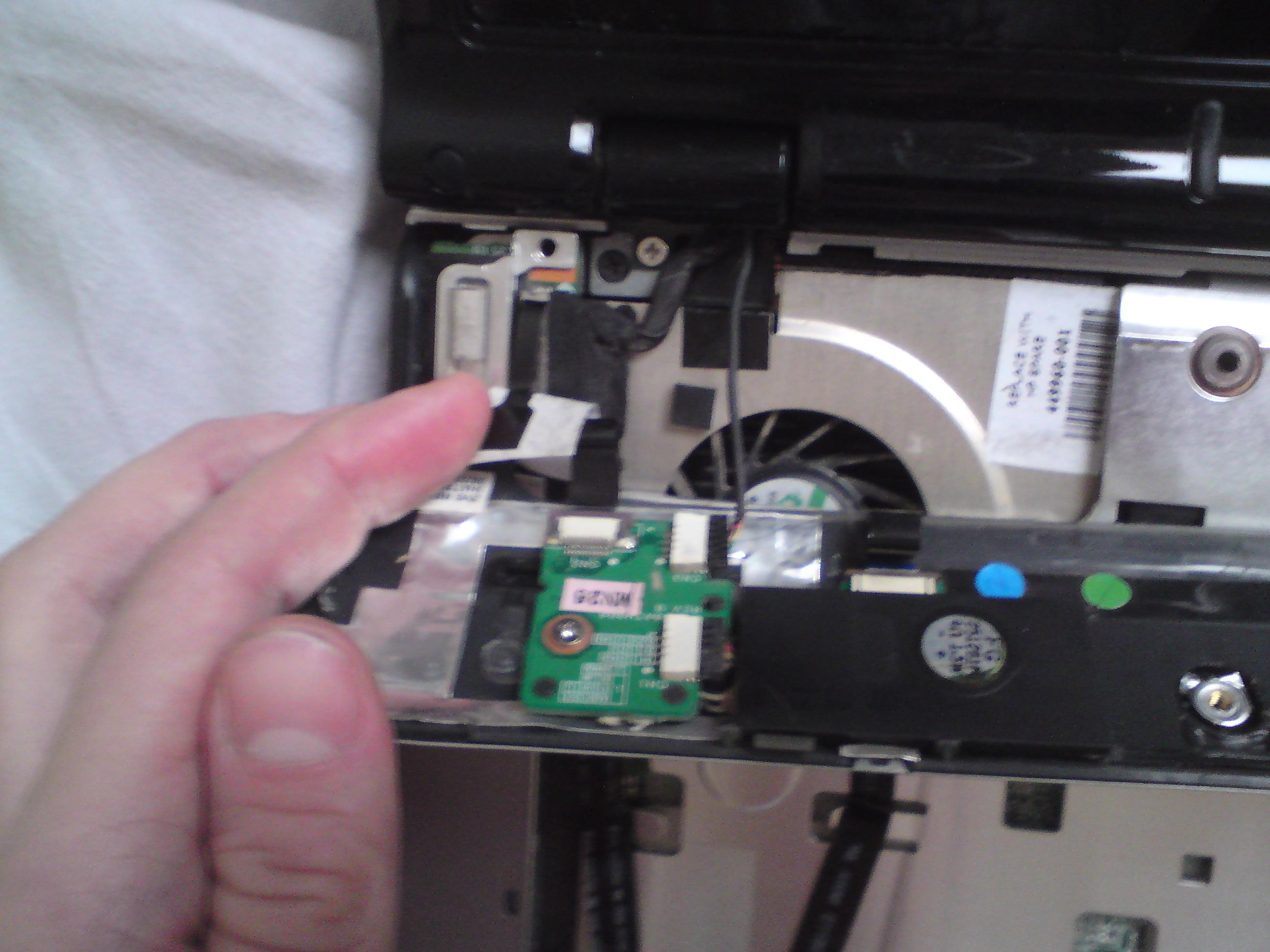 HP DV 6000 - Kamerka dv6000 raz dziala raz nie jaka przyczyna?