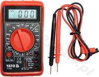 Początki Elektroniki cz.6 -Poznajemy i obsługujemy urządzenia pomiarowe