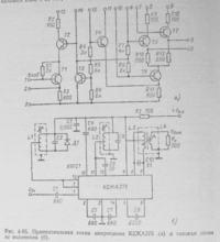 Przestrojenie UKF Meridian 236 (głowica na hybrydzie)