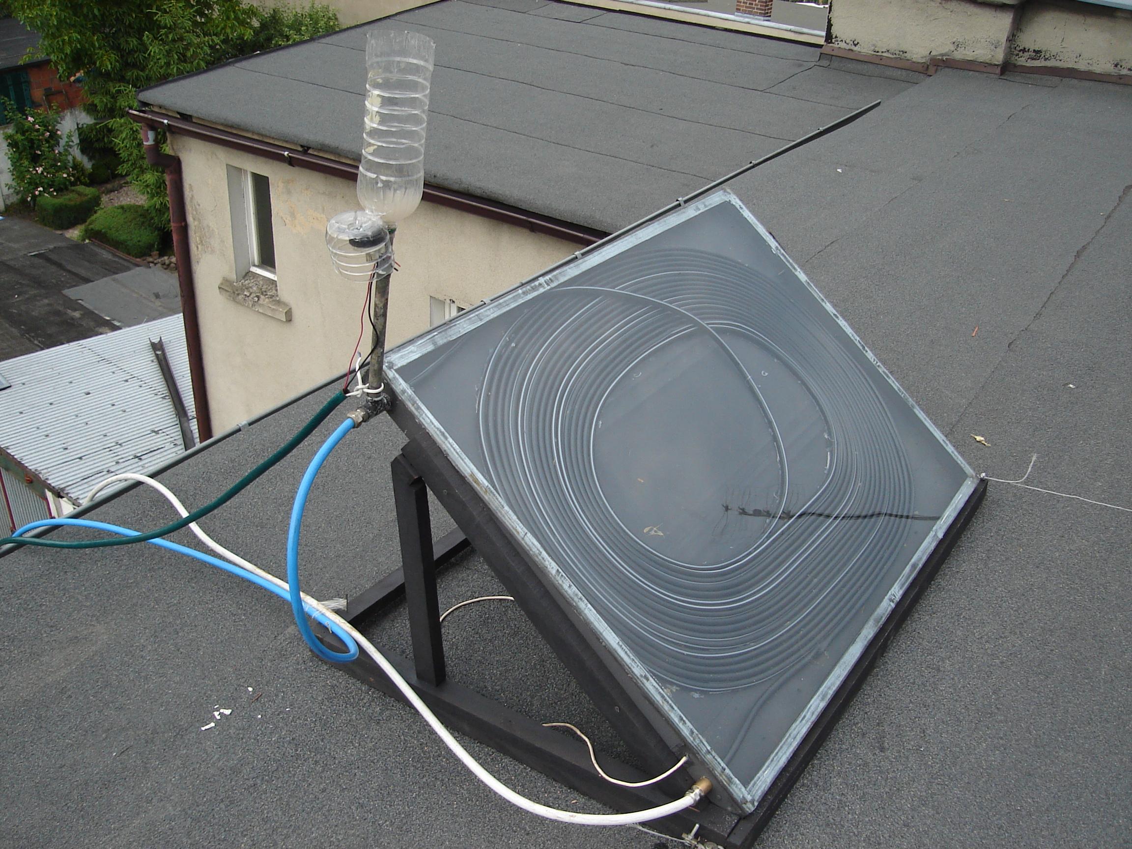 Kolektor Słoneczny Za 1500 Zł 232 Elektroda Pl