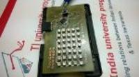 Identyfikator z wyświetlaczem na diodach LED