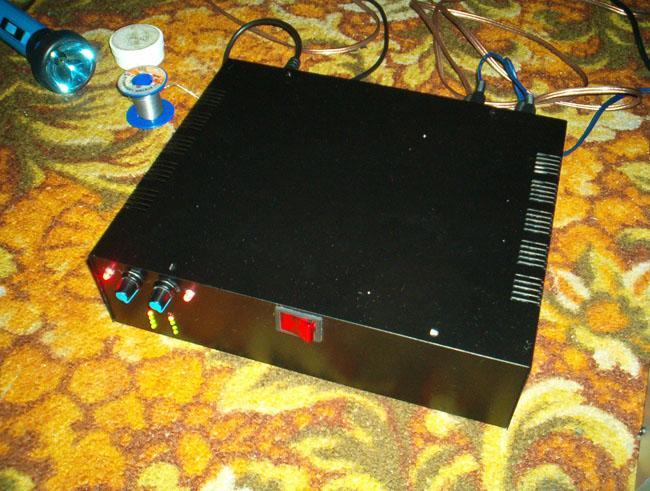 Zestaw nagłośnieniowy 2x100W RMS