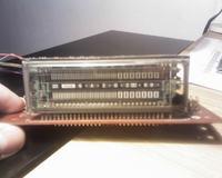 Wskaźnik poziomu sygnału na wyświetlaczu VFD (VU Meter)