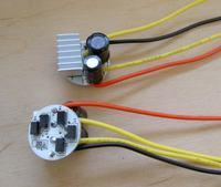 Światła dzienne na diodach led 3-watowych
