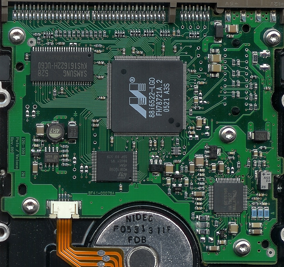 SAMSUNG SPN ATA Device - drivers for windows 7 FOUND