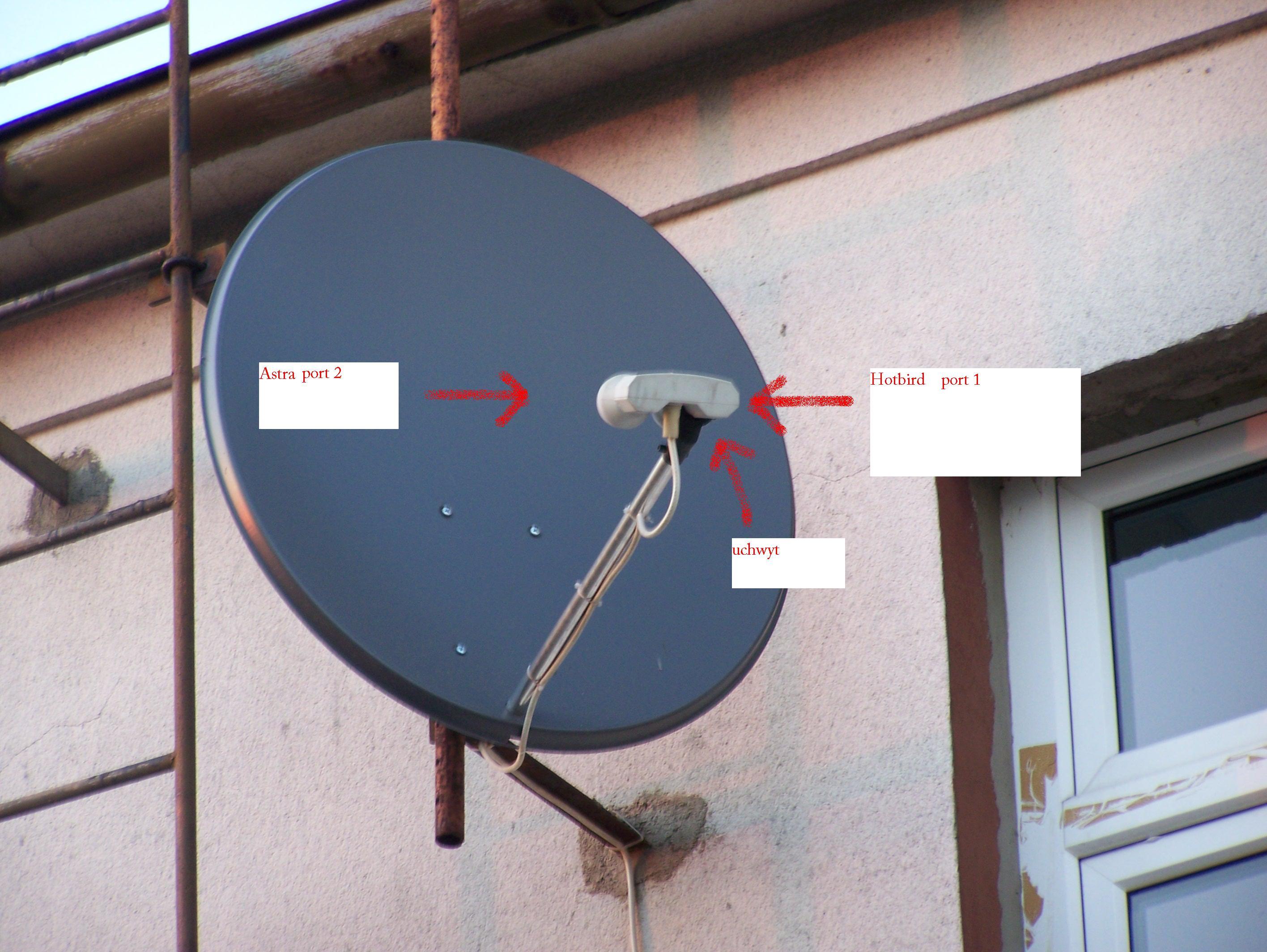 W cyfrowy hot bird polsat niemczech 6/8/9 satelita Telewizja niemiecka