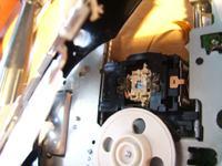Jaki jest laser w radiu Pioneer DEH-4700MPB?