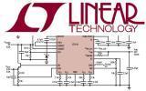 5-kanałowy regulator 2MHz dla wyświetlaczy LCD i TFT.