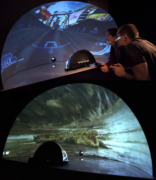 TOOB - Ekran 3D w każdym domu