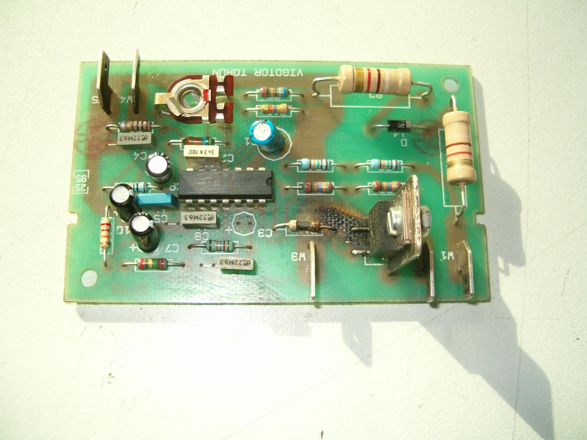 277.8SW stabilizator obrotów silnika sokowirówki zelmer