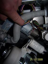 Zmywarka Ariston LI 670 - nie grzeje wody