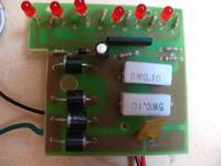 automat sterujący poziomem ładowania prostownika