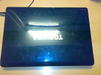 Uszkodzony Laptop Toshiba Satellite P205-S6307