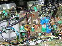 Radmor 5412 - przoblem ze wskaźnikiem wysterowania i skalą UKF