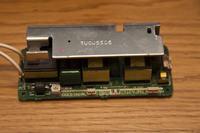 Panasonic PT-AE700U - Wysokie napięcie ballastu, xenon 100W, czy zamienić na LED