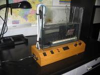 Wytrawiarka z napowietrzaczem i termometrem