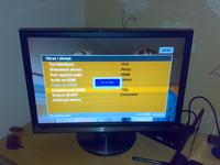 DVB-T T-HD1000 (CP) połączenie z monitorem Asus MW221U - nie wszystko działa