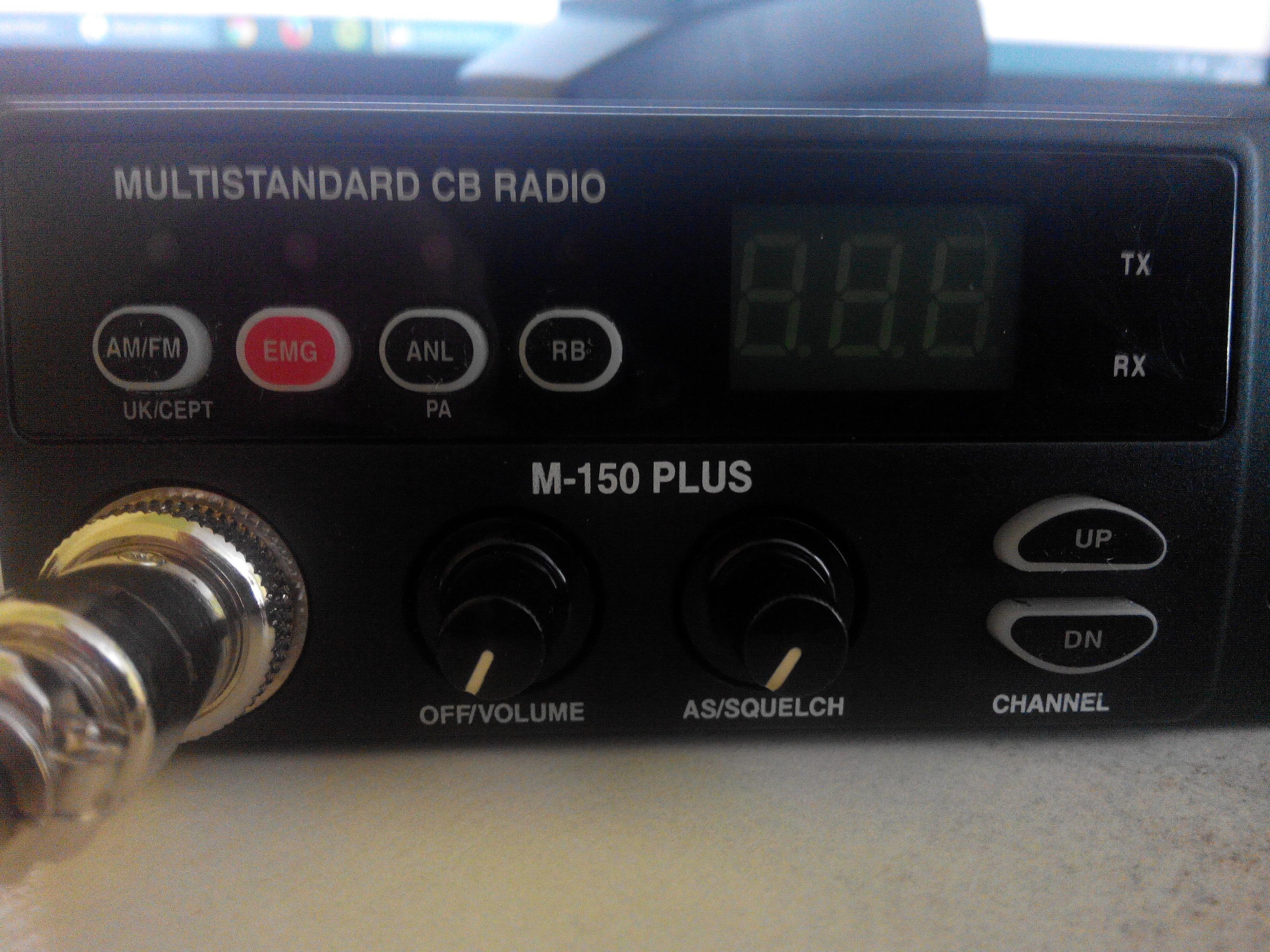 [Sprzedam] CB-Radio Intek 150+  (100 z�)