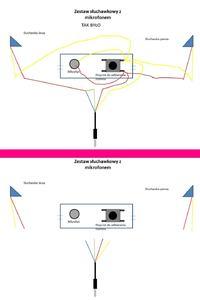 Zestaw słuchawkowy z mikrfonem - naprawa