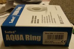 Wymiękam Satel aqua ring +ROPAM GSM