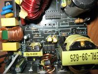 Hiper model: S625-GU, nie startuje.