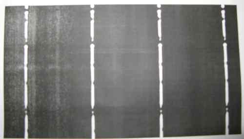 Samsung ML-2010PR poziome bia�e pasy na czarnym wydruku i kropki bia�ym - foto