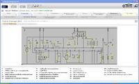 Schemat instalacji elektrycznej-Peugeot Partner VTC 1.6 HDI
