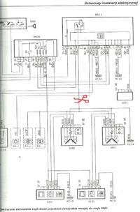 Citroen Xsara 2002r - problem z elektrycznymi szybami