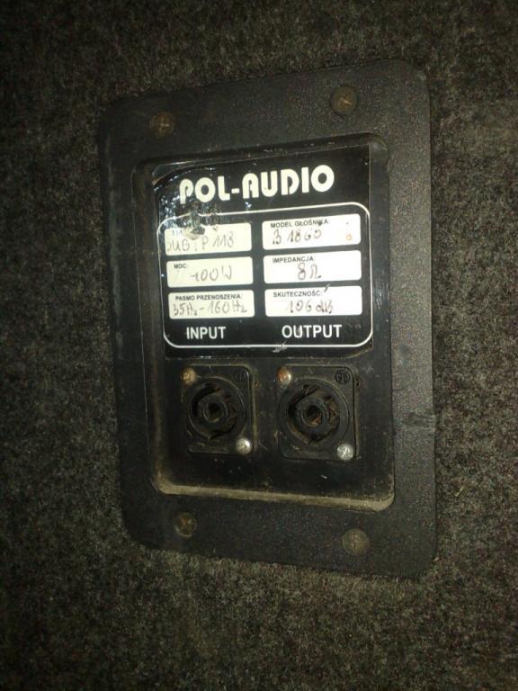 POL AUDIO TP 118 - MC CAULEY / EVM / MAG /