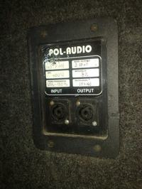 POL AUDIO TP 118 - MC CAULEY / EVM / MAG /
