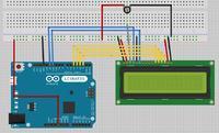 LCD 2x16 HD44780 napisanie programu