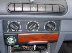 Zasilanie silnika dmuchawy - 12V/115W