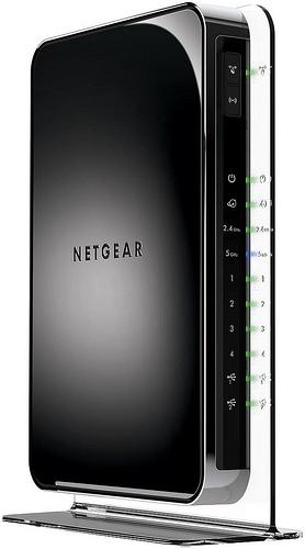 Netgear WNDR4500 N900 - gigabitowy router bezprzewodowy z dwoma zakresami