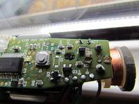 Philips Airfloss - Uszkodzone elementy SMD po zalaniu
