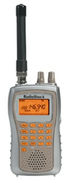 Realistic PRO-83, PRO83 Instrukcja EN