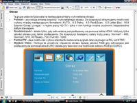 Trilux TAP 2101T - z tunerem DVB-T brak kolorów przez AV