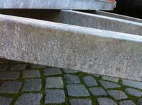 Przyczepka Syland - Biały nalot na elementach stalowych przyczepki