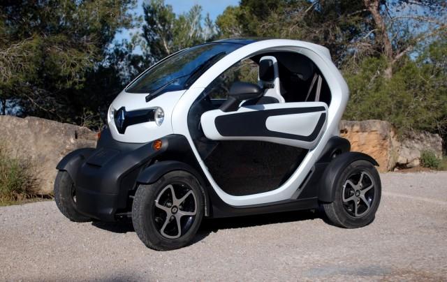 Renault Twizy - nowy pojazd mini-EV specjalnie na rynek ...