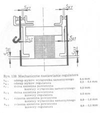 Regulator napięcia Mz es 250/1 jaskółka